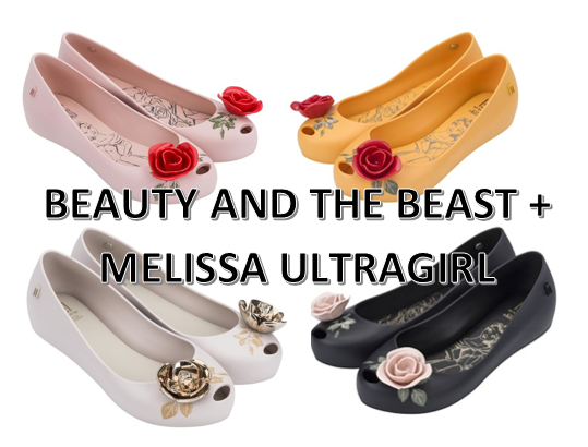 With all the hype surrounding the upcoming Beauty and The Beast Movie,  here's another CRAZE that all women are going to love – a range of Melissa  Ultragirl ...