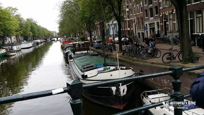 Europe 2015 amsterdam houseboat airbnb experience review for Airbnb amsterdam houseboat