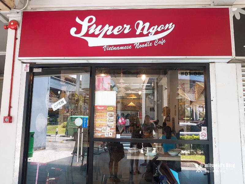 Food Review | Super Ngon Vietnamese Noodle Cafe - mitsueki ♥ | Singapore  Lifestyle Blogger - Food, Fashion, Travel & Random News