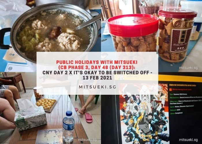 public holidays with mitsueki cny day 2 switched off