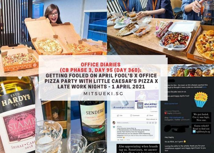 office diaries little caesar piza