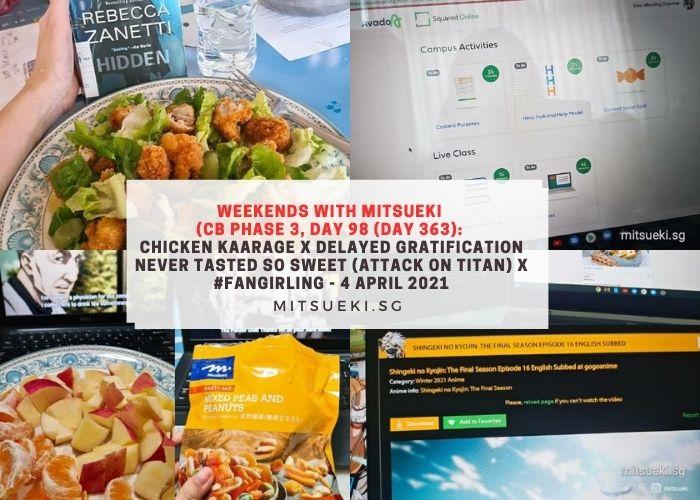 weekends with mitsueki delayed gratification