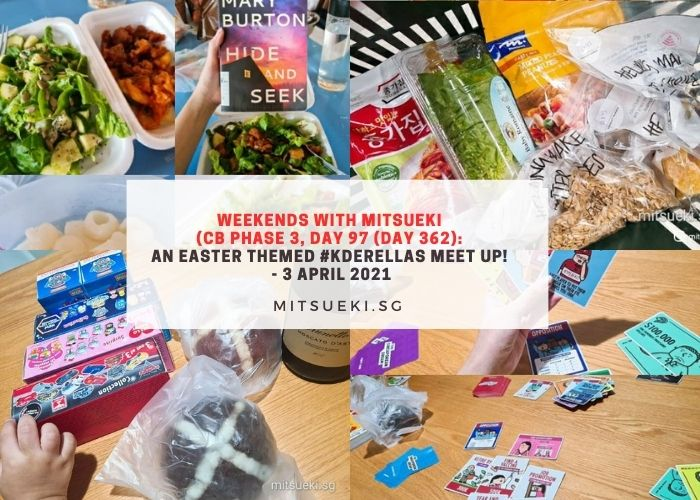 weekends with mitsueki kderellas easter celebration