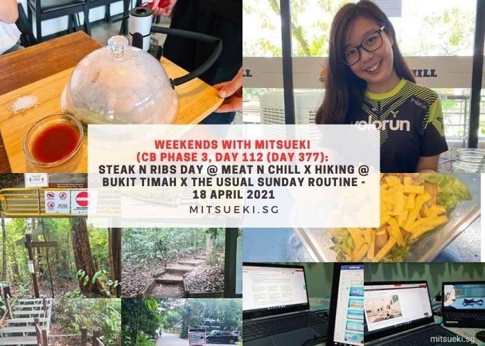 weekends with mitsueki meat n chill ribs