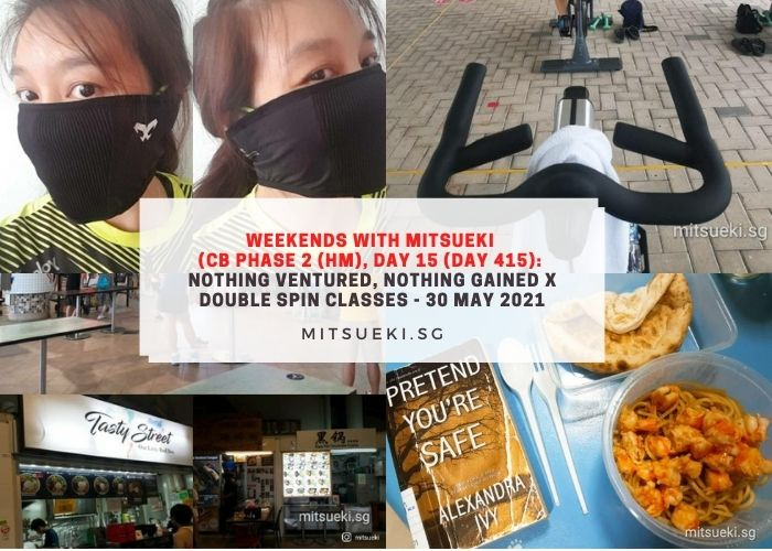weekends with mitsueki double spin classes