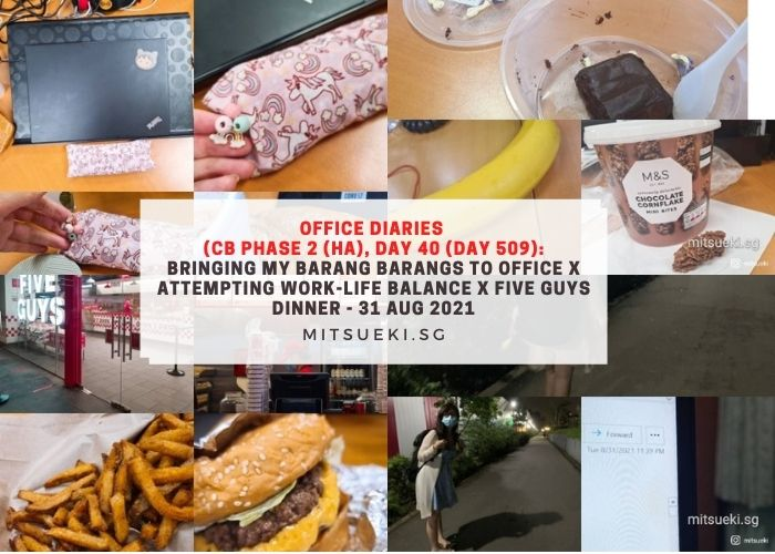 office diaries work life balance productivity