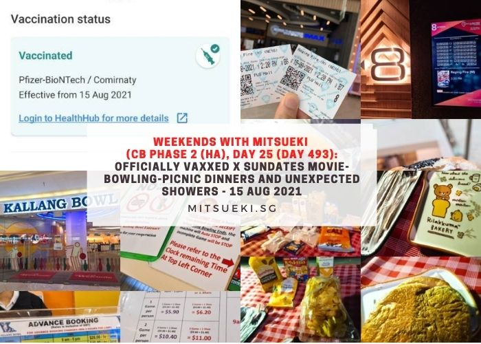 weekends with mitsueki vaxxed picnic lunch